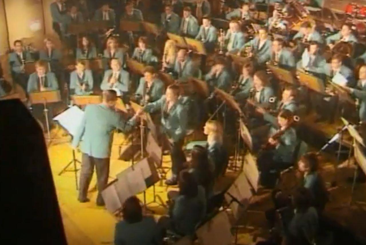 Pihalni orkester Krško – POT V NEZNANO