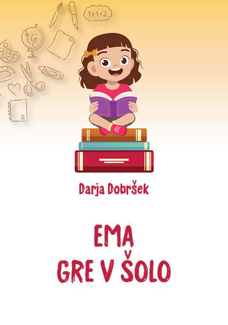 E-KNJIGA: Ema gre v šolo