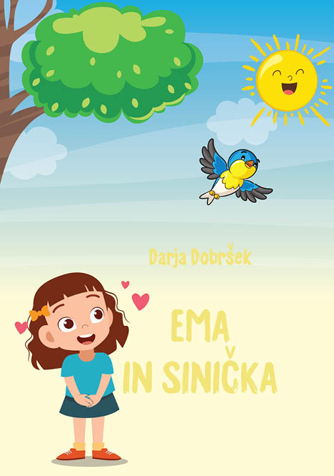 E-KNJIGA: Ema in sinička
