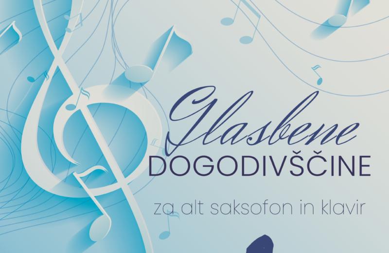Klavirska spremljava: Glasbene dogodivščine za alt saksofon in klavir 1