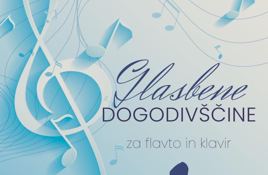 NOTE: Glasbene dogodivščine za flavto in klavir 1