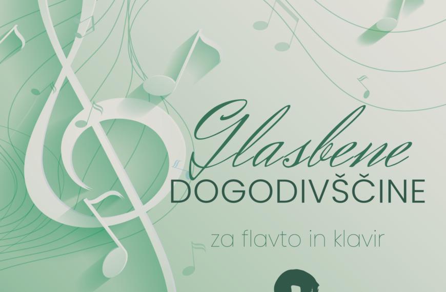 NOTE: Glasbene dogodivščine za flavto in klavir 2