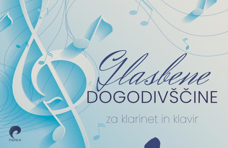 Predstavitev: Glasbene dogodivščine za klarinet in klavir 1