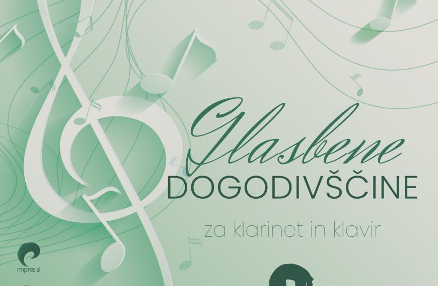 NOTE: Glasbene dogodivščine za klarinet in klavir 2